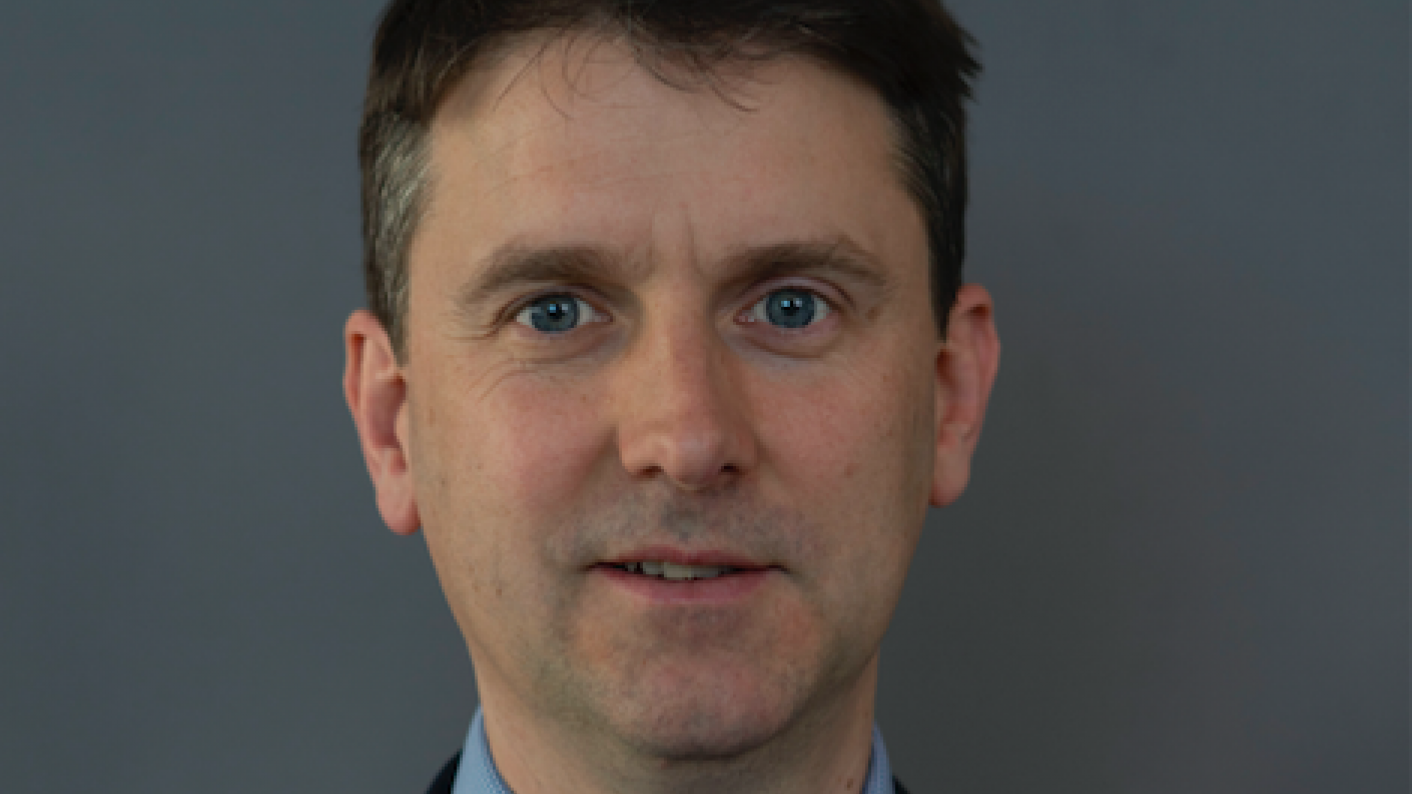 David Russell, the ETF's chief executive: profile