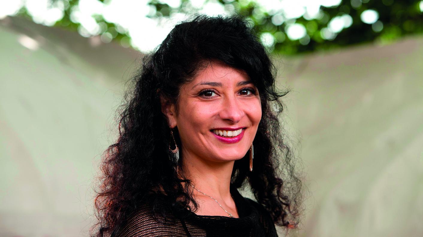 My Best Teacher podcast: comedian and author Shappi Khorsandi