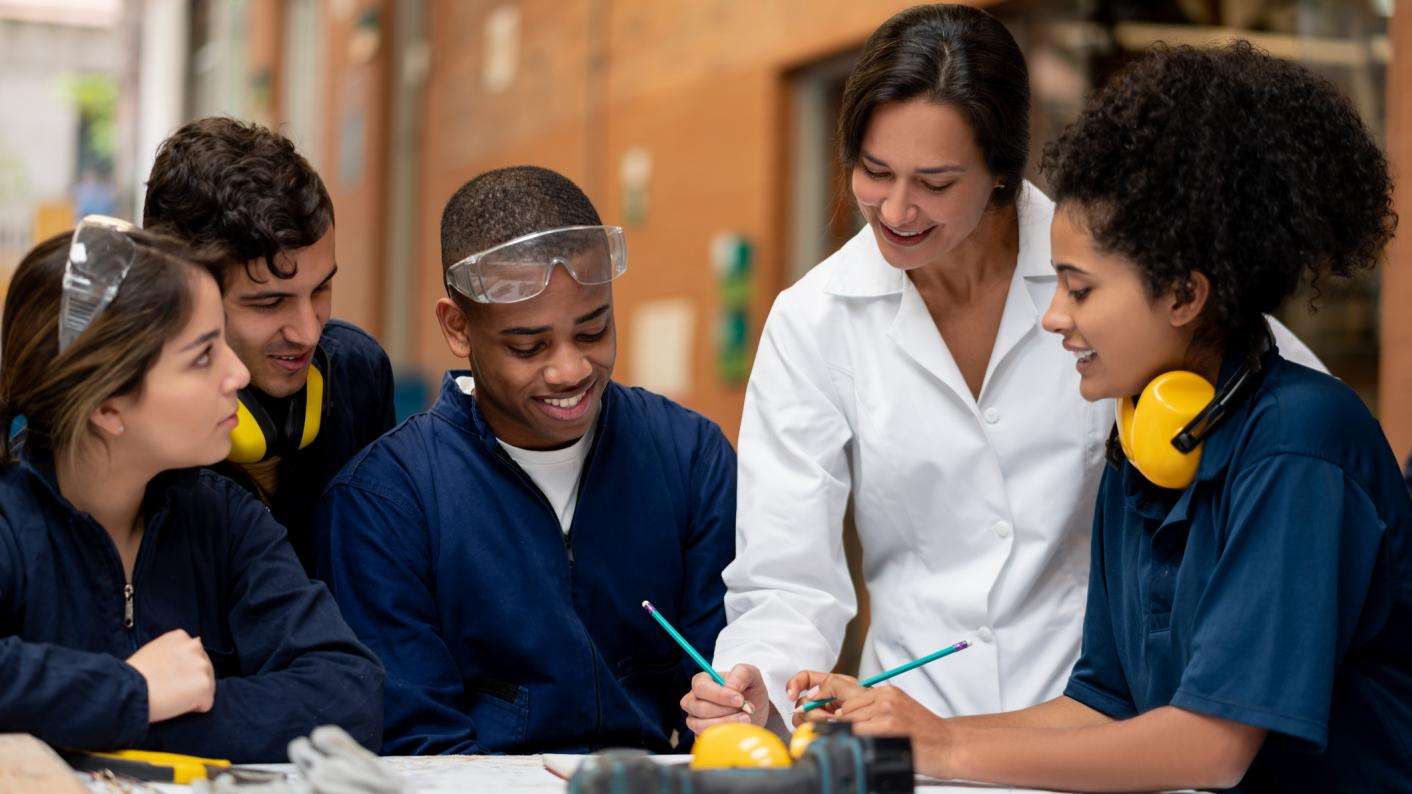 T levels: We need to align workplace and classroom and curriculum knowledge, says Sam Jones