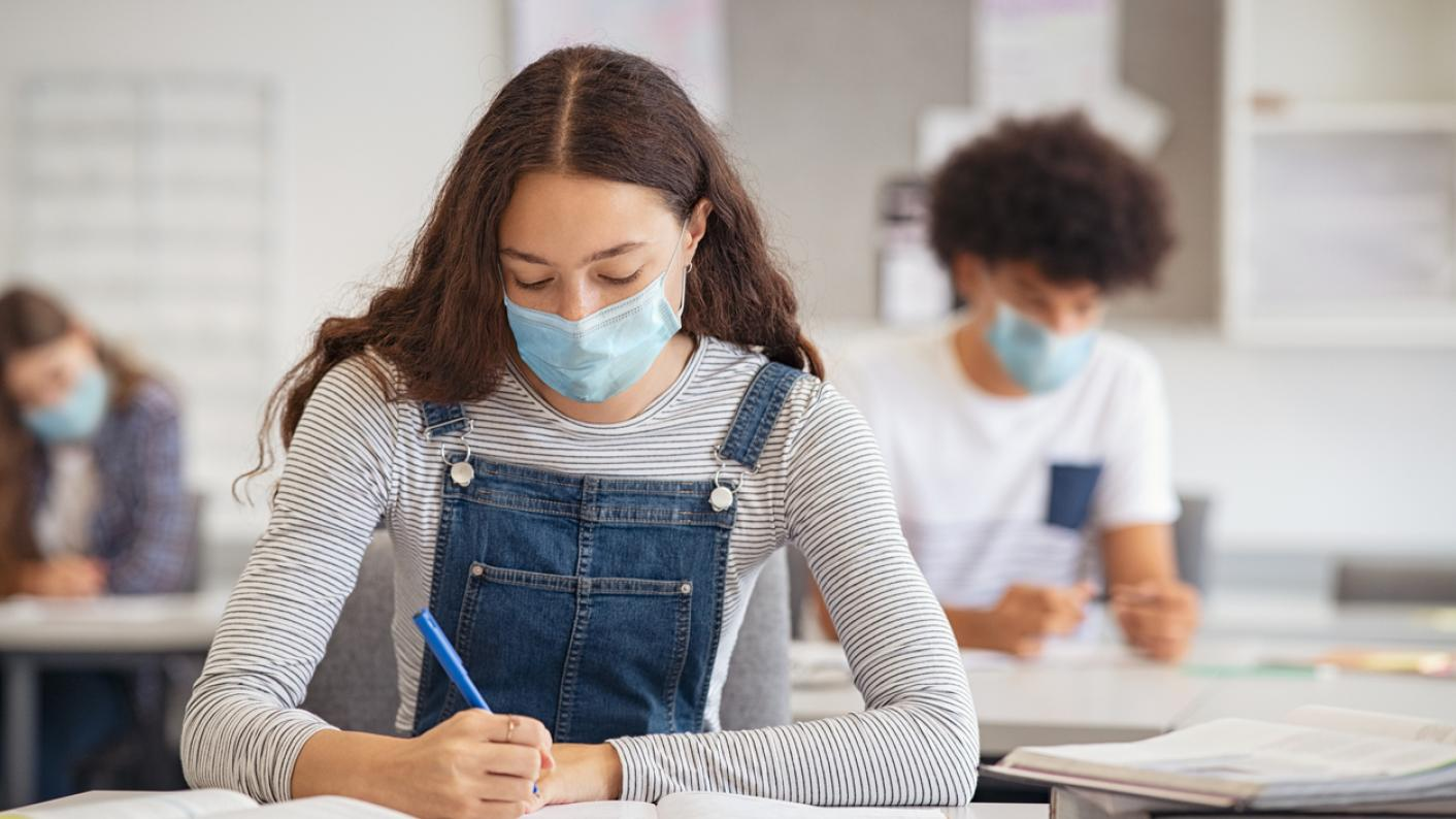 Covid and schools: Don't lift face mask rules too quickly, warn headteachers
