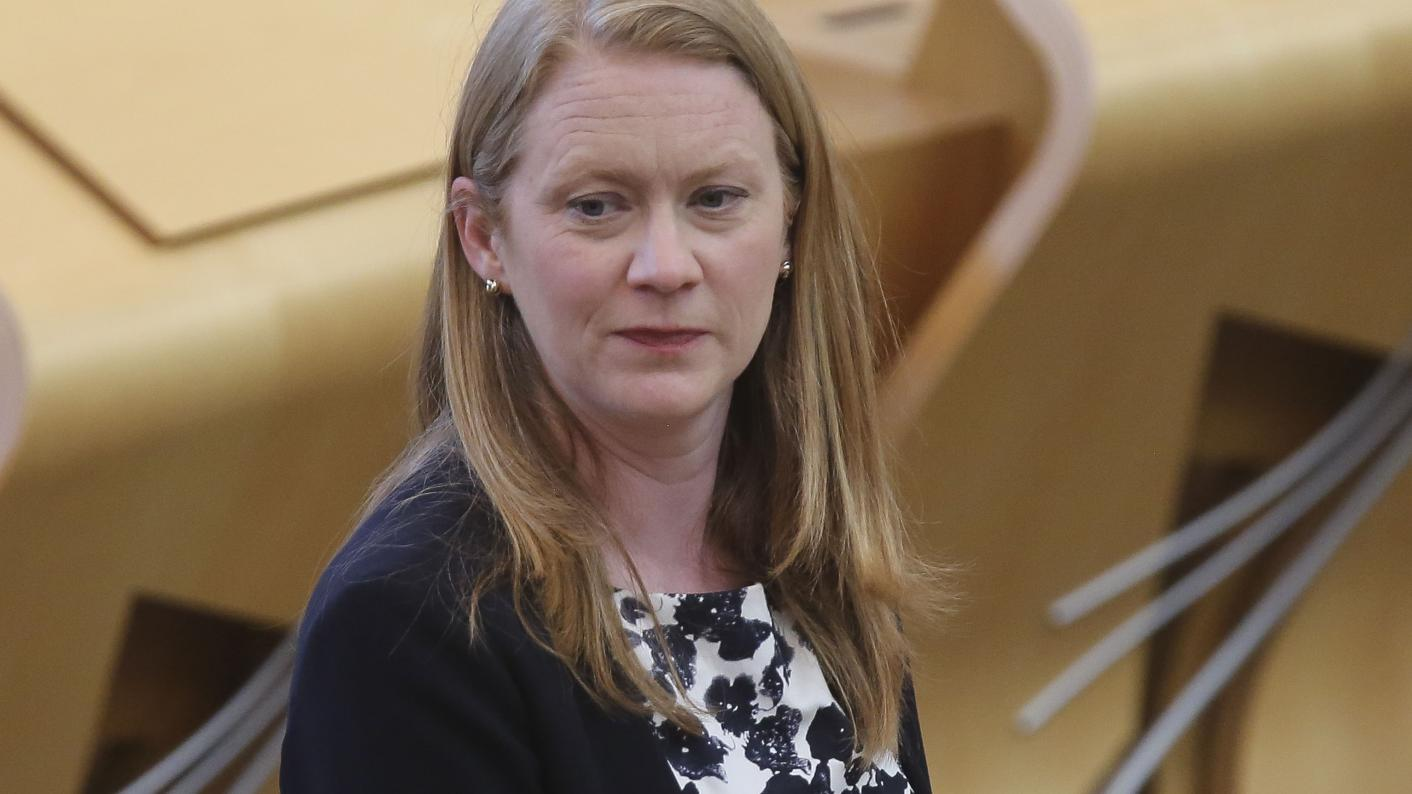 Schools in Scotland: What did education secretary Shirley-Anne Somerville tell teachers today? (Copyright holder: PA WIRE Copyright notice: PA Wire/PA Images Picture by: Fraser Bremner/Scottish Daily Mail)