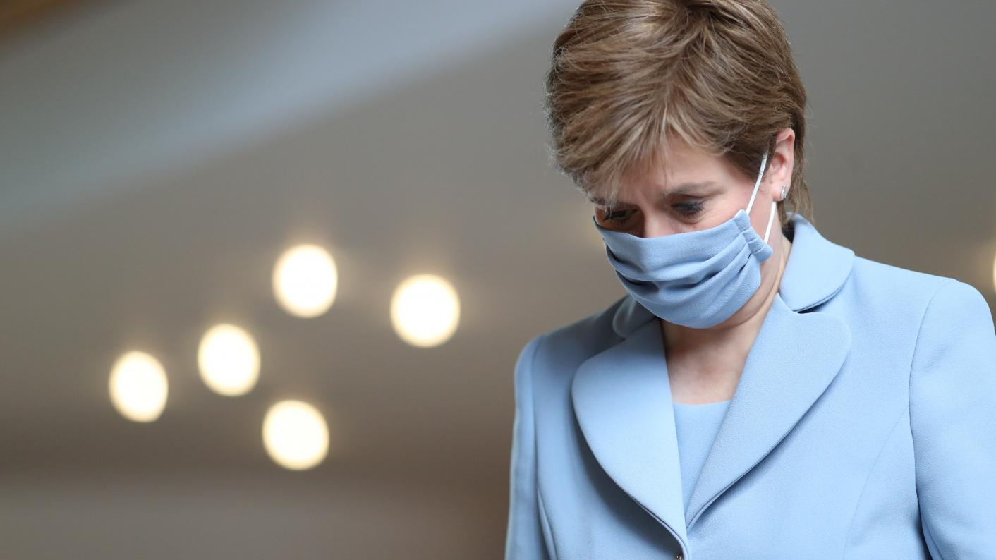 SQA assessment: 'The 2021 exams crisis has already started,' the Scottish Conservative leader has told first minister Nicola Sturgeon (Copyright holder: PA WIRE Copyright notice: PA Wire/PA Images Picture by: Russell Cheyne)