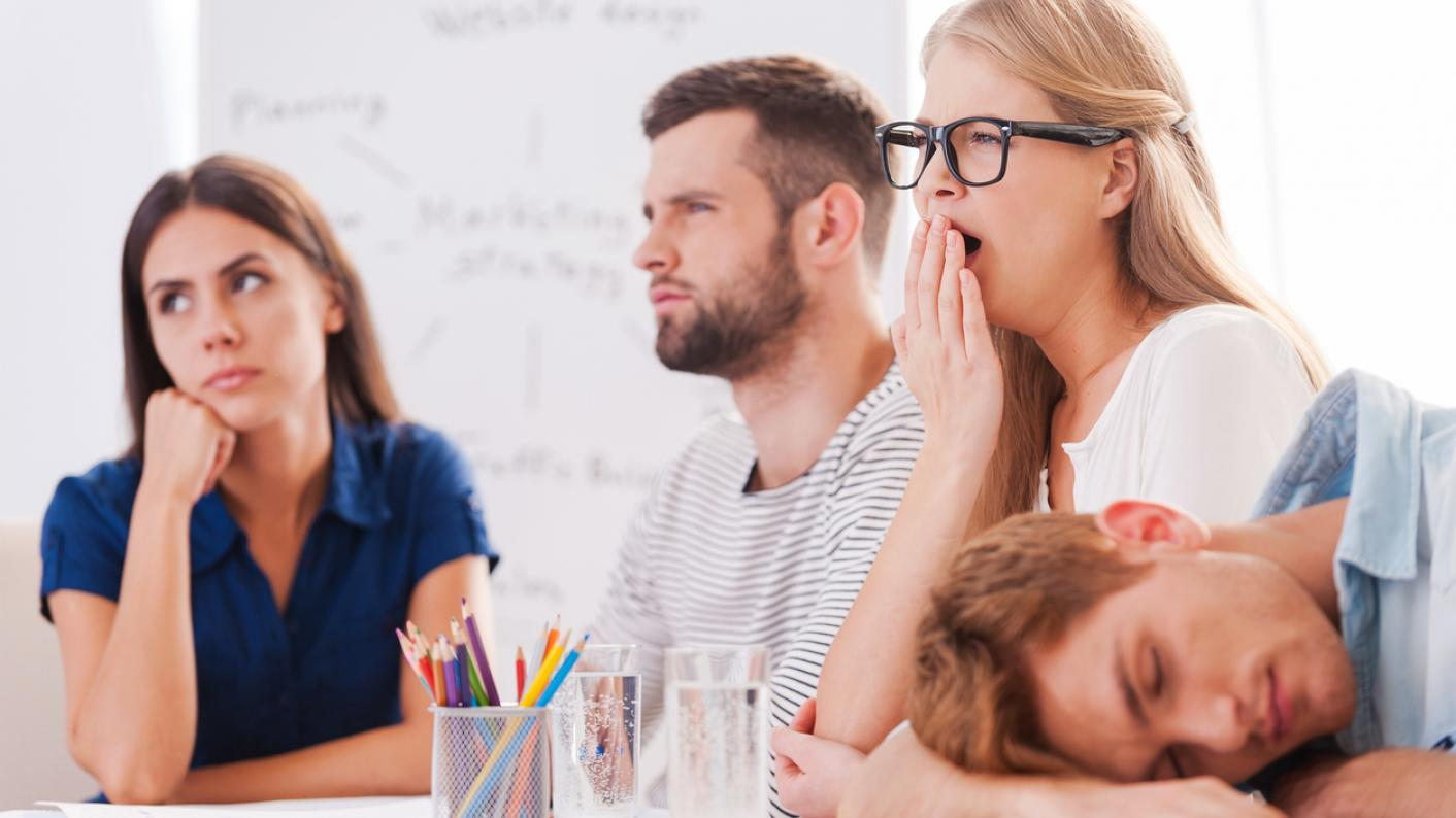Teacher workload: Do teachers spend too much time in meetings in school?