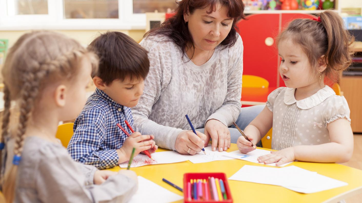TA professional development: Teaching assistants and the importance of tailored CPD