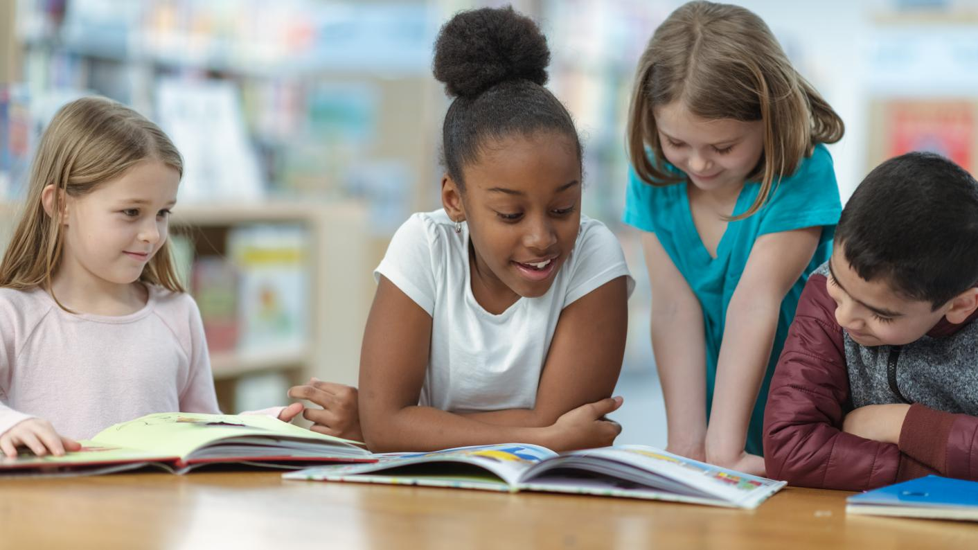 How to use wordless books to build confidence for EAL pupils