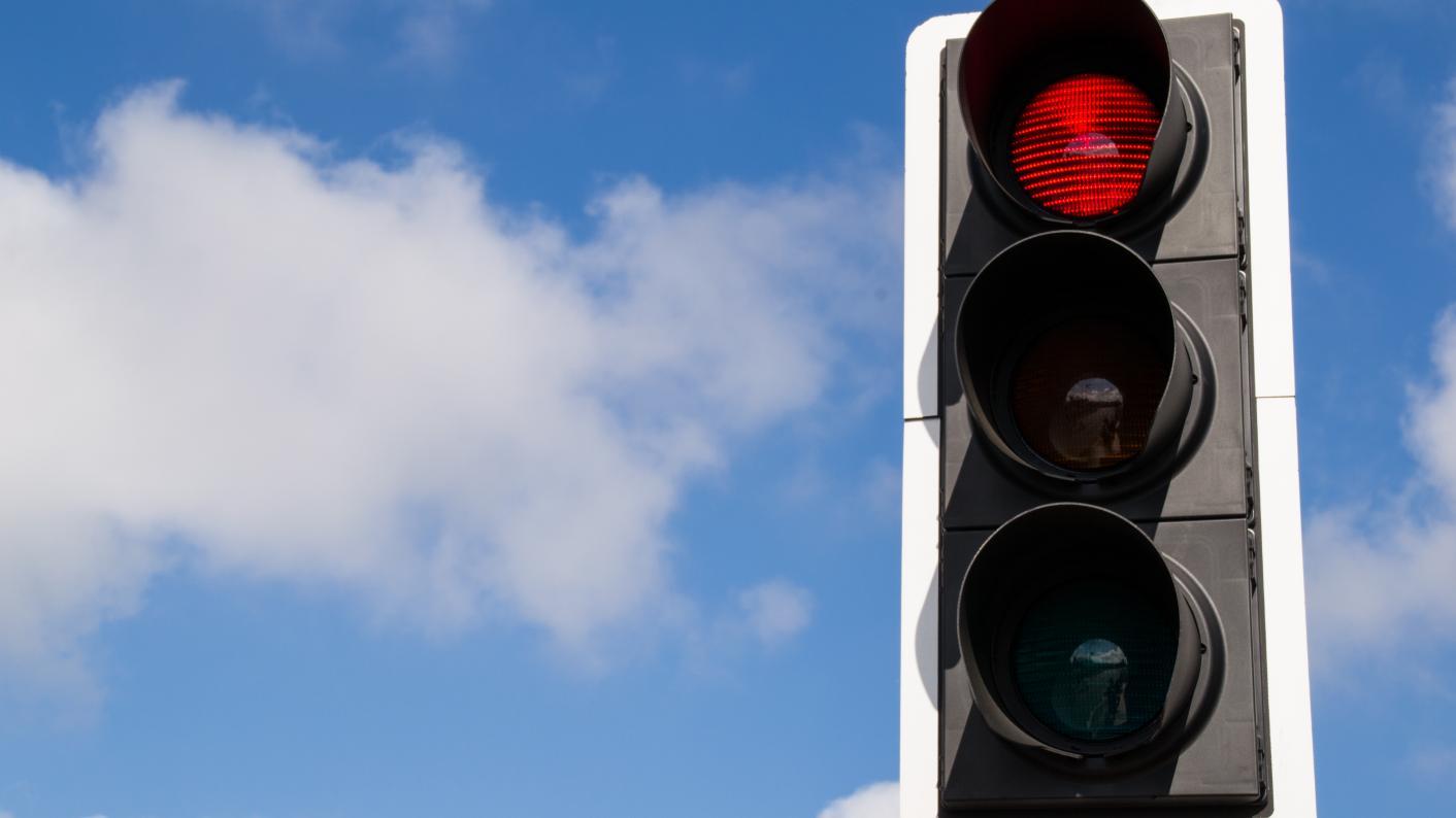Behaviour management traffic lights