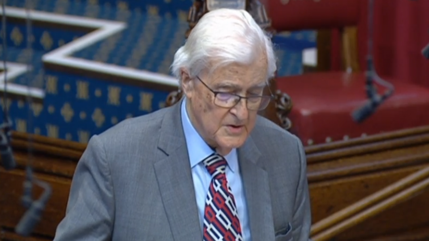 Lord Baker of Dorking says scrapping Btecs is an act of educational vandalism
