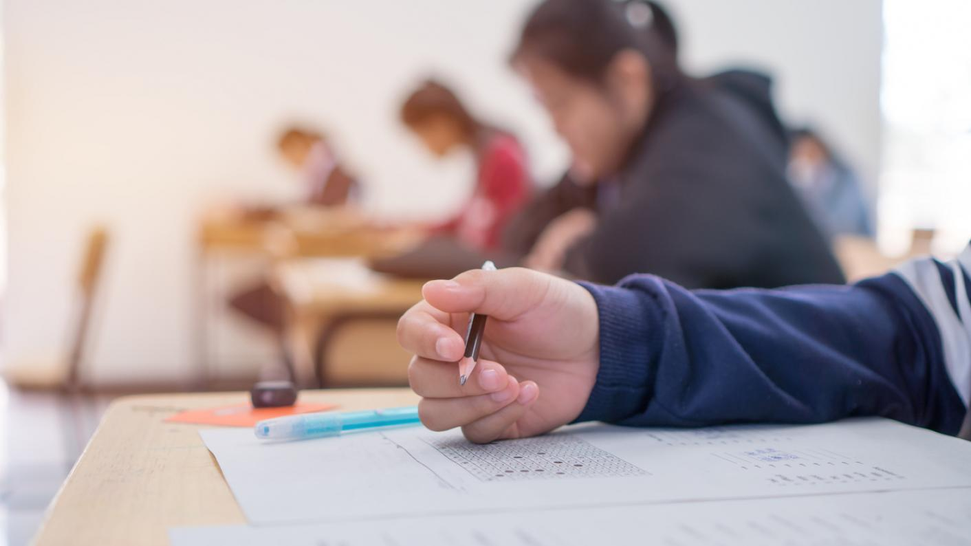 GCSEs: Covid has been used to 'reheat' agenda to scrap exams, says Nick Gibb