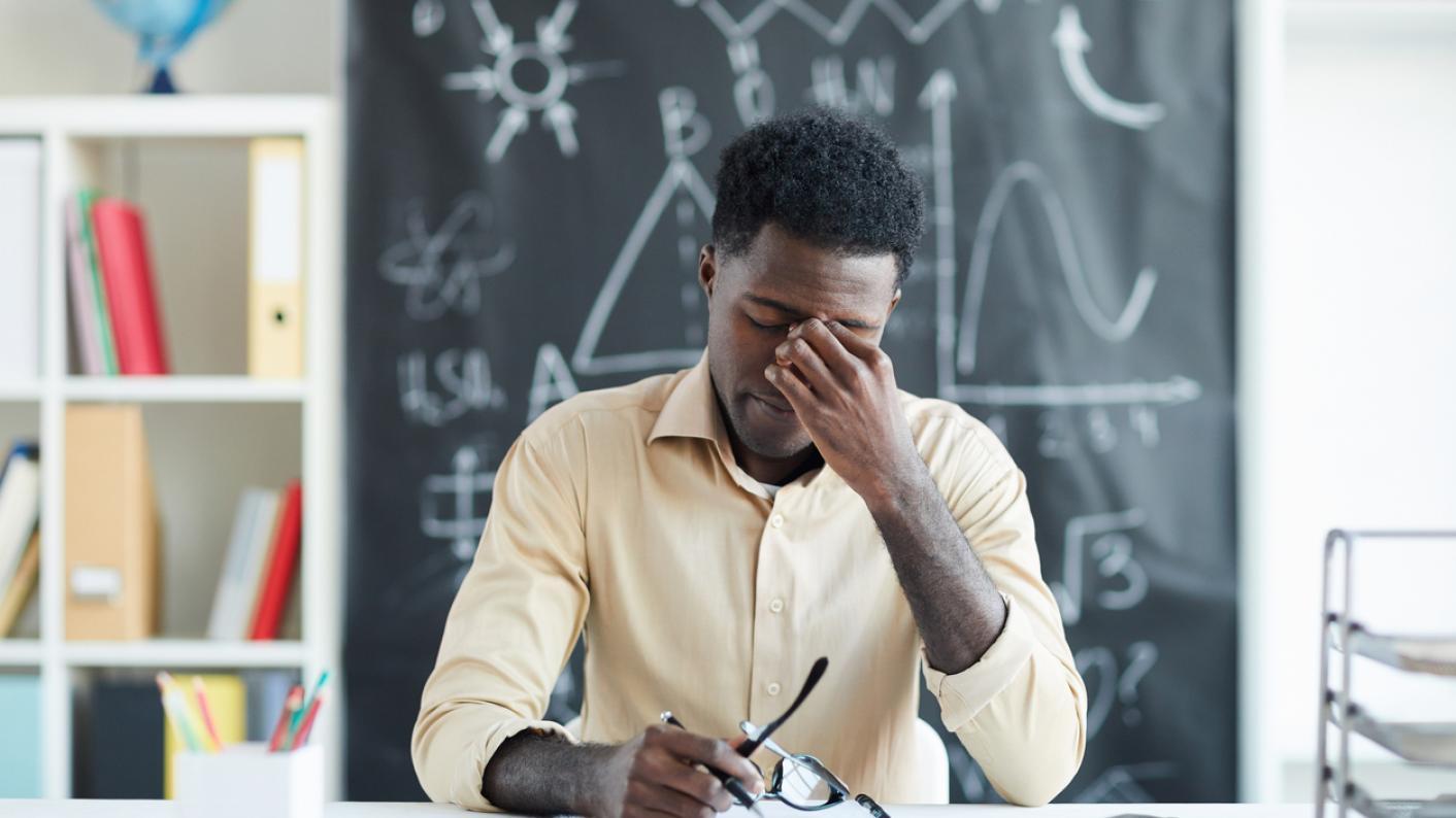 Teachers under pressure from parents