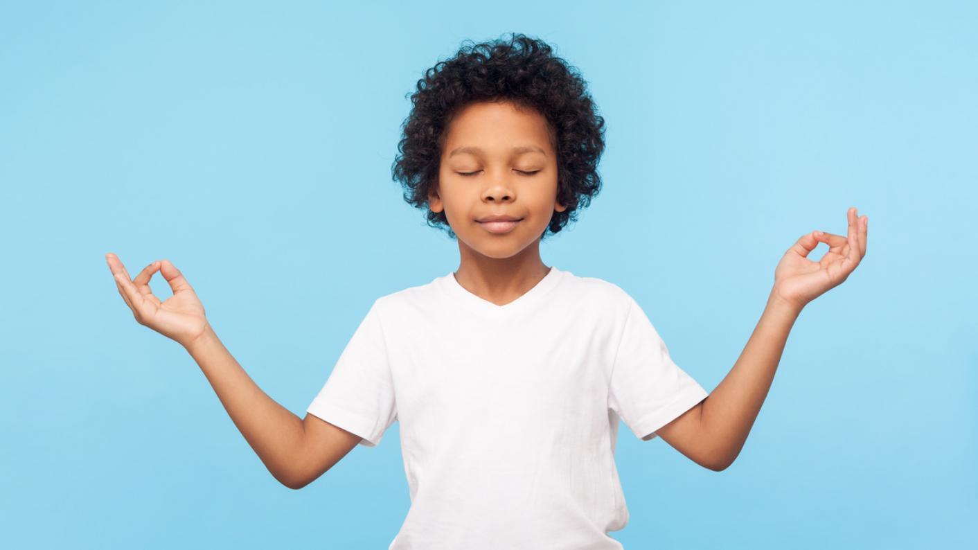 Using yoga to teach self regulation