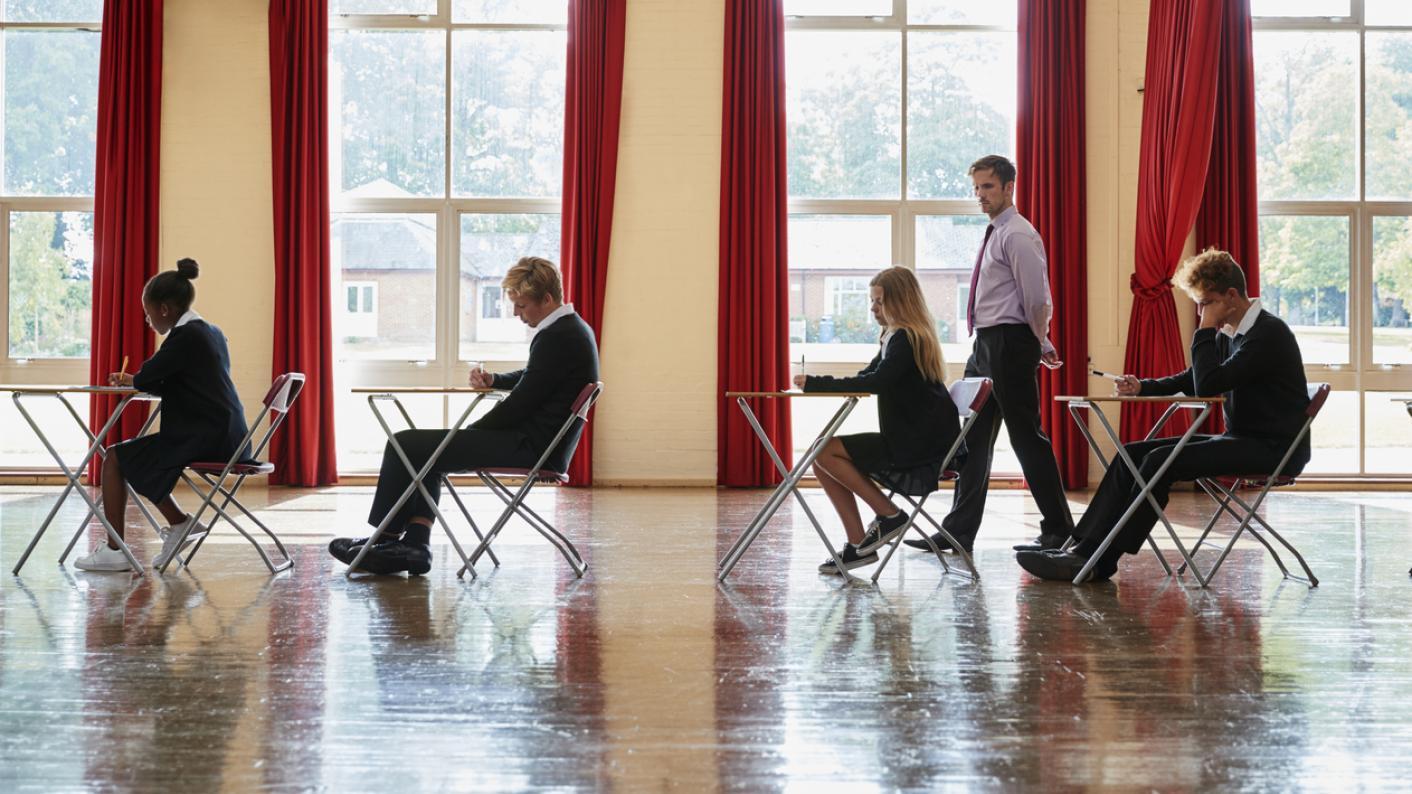 GCSEs and A levels 2021: AQA 26% exam fee rebate 'unacceptable', say school leaders