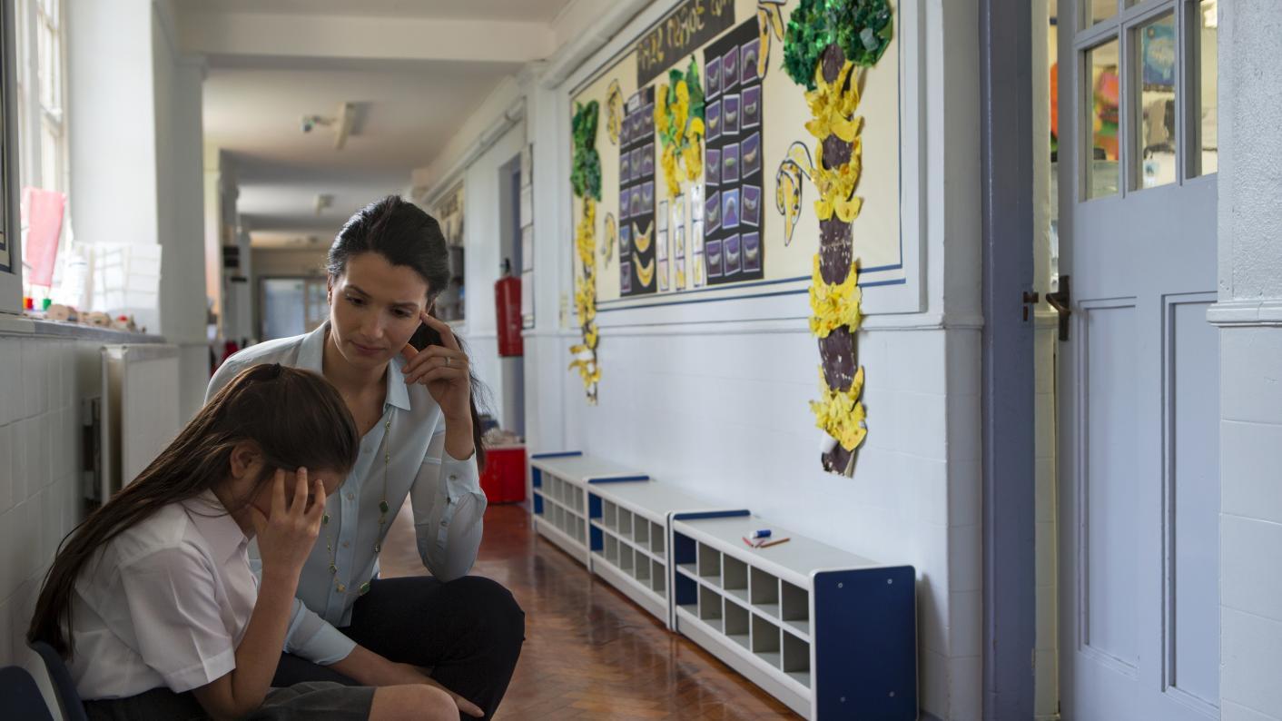 Mental health: School leaders warn of 'surge' in pupils' Covid anxiety