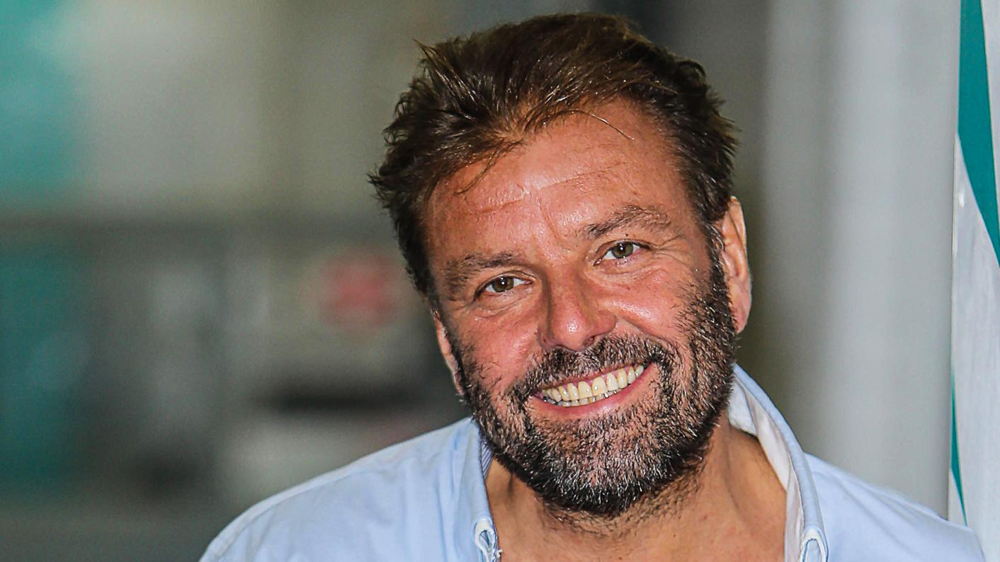 10 questions with… Martin Roberts