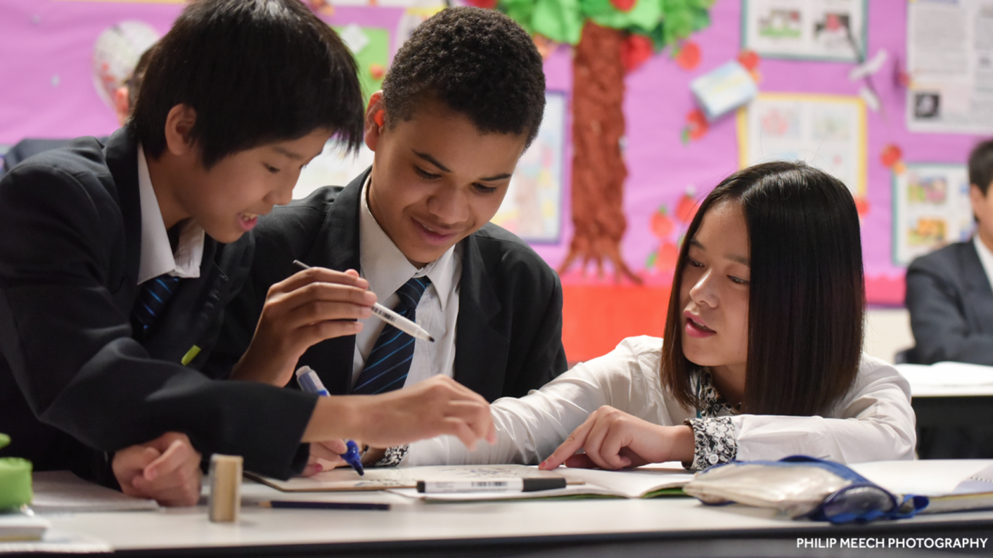 Teaching and learning Mandarin
