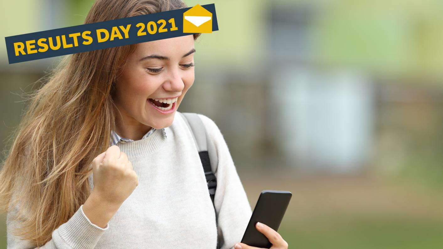 Results day 2021, GCSE, A-Level