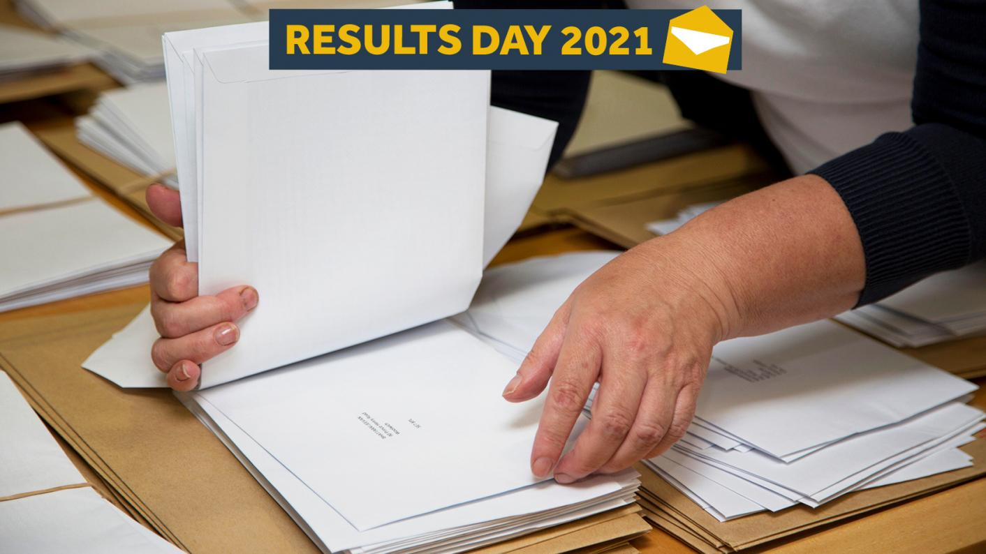 Scotland SQA results coronavirus school 2021