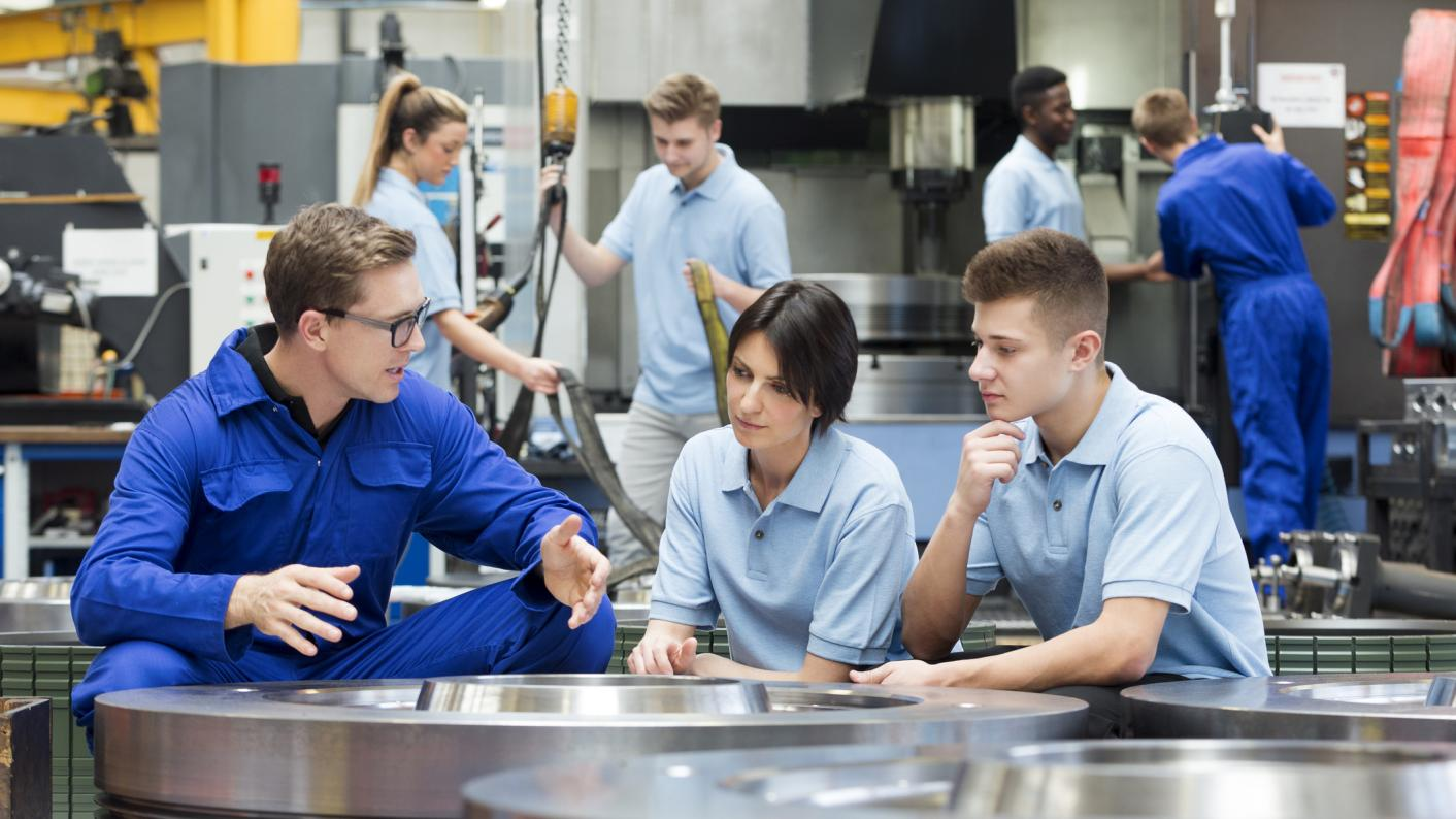 New means of supporting current and former apprentices are being launched