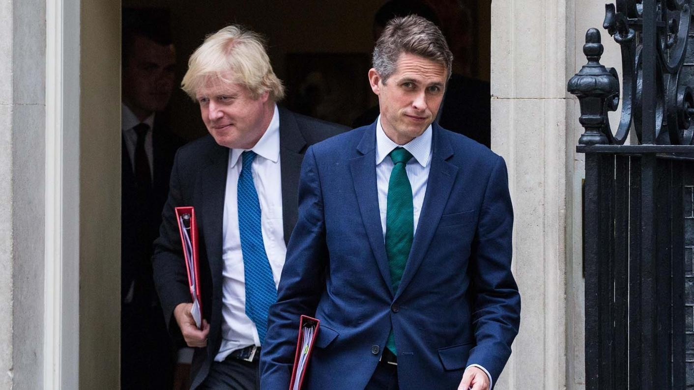 Covid and schools: Gavin Williamson 'not involved' in key government decisions on schools, says new report