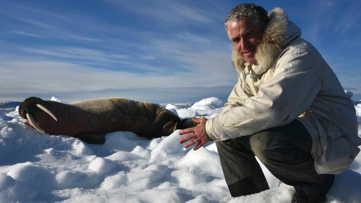 My Best Teacher podcast: wildlife filmmaker Gordon Buchanan