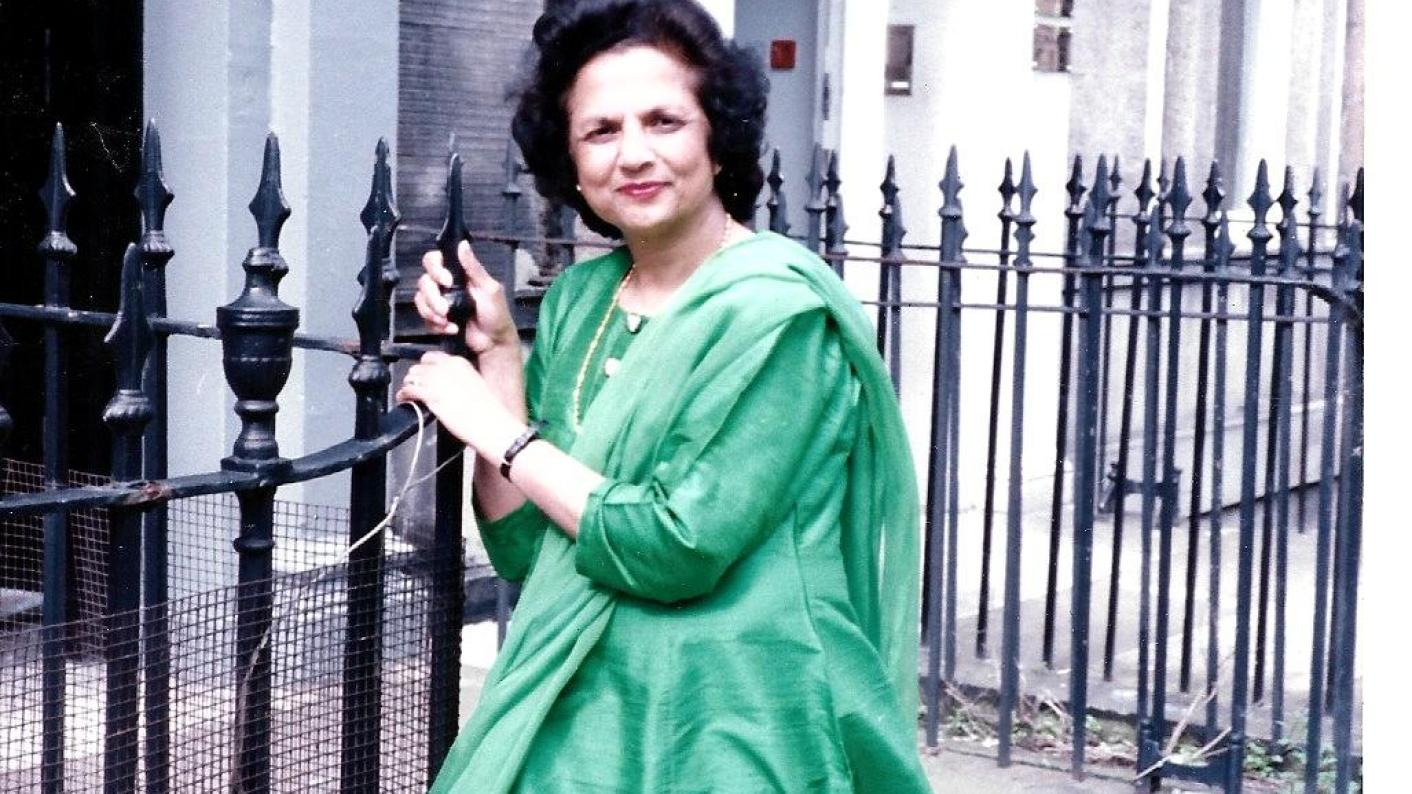 LISTEN: The story of pioneering BAME teacher Saroj Lal, who confronted racism in the 1970s