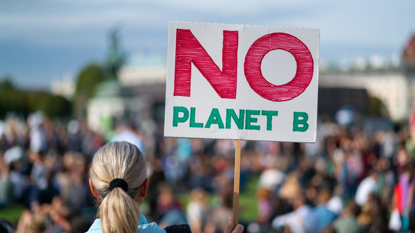 Allow school students to join climate protests, says children's commissioner