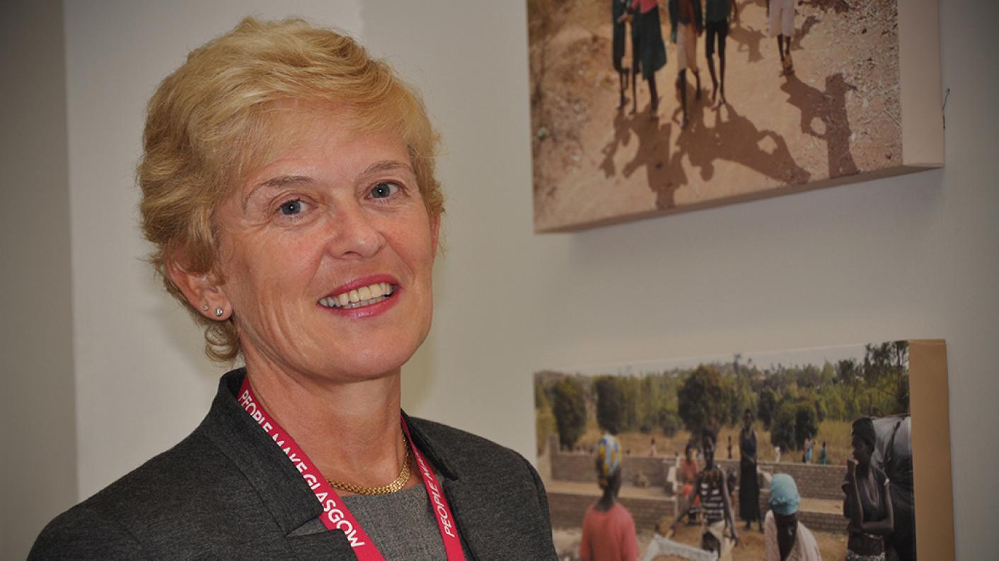 Glasgow education boss Maureen McKenna to step down