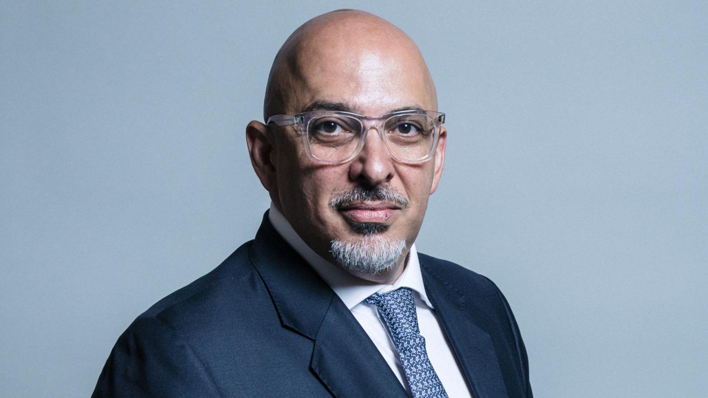 Nadhim Zahawi named as education secretary