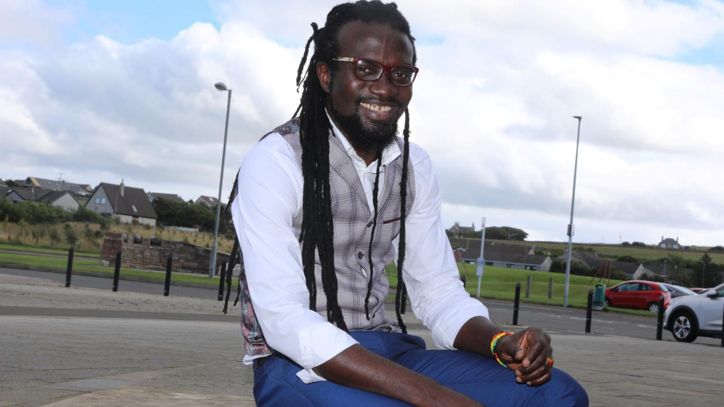 Orkney teacher is first winner of anti-discrimination award