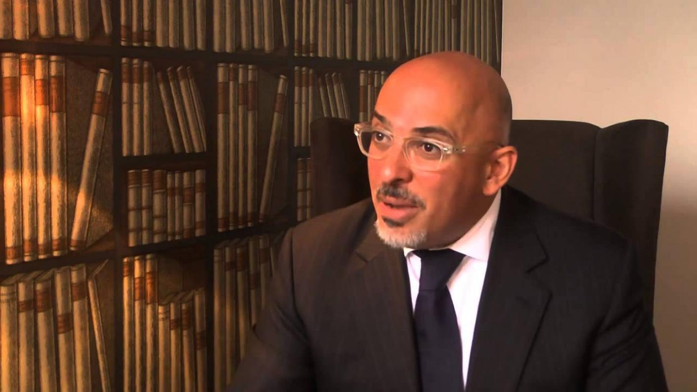 Education secretary Nadhim Zahawi is encouraging Covid vaccination for school students