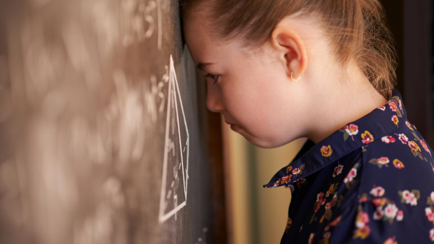 If children feel under pressure not to fail, it's because of signals they  have picked up from adults' | Tes News