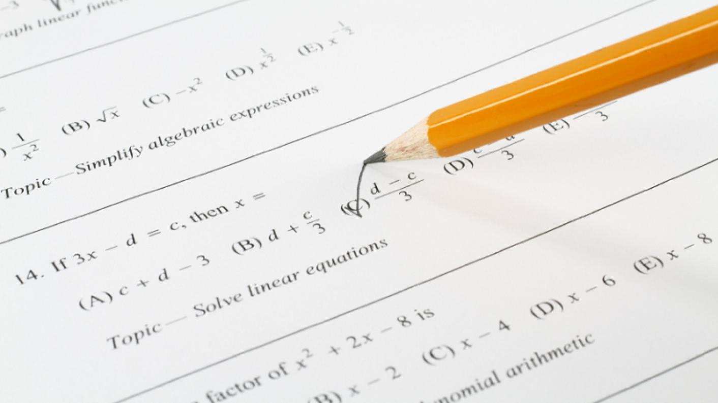 GCSE exam dates 2020