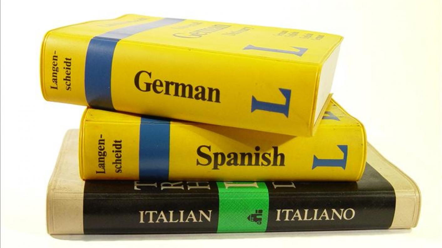 New figures show the decline in exam entries for modern languages