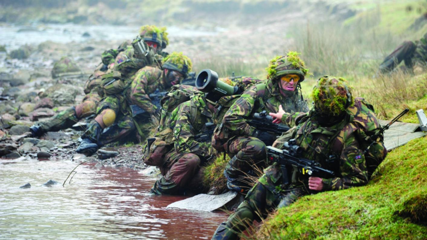 Leadership, the army, school leadership, aspiring leaders