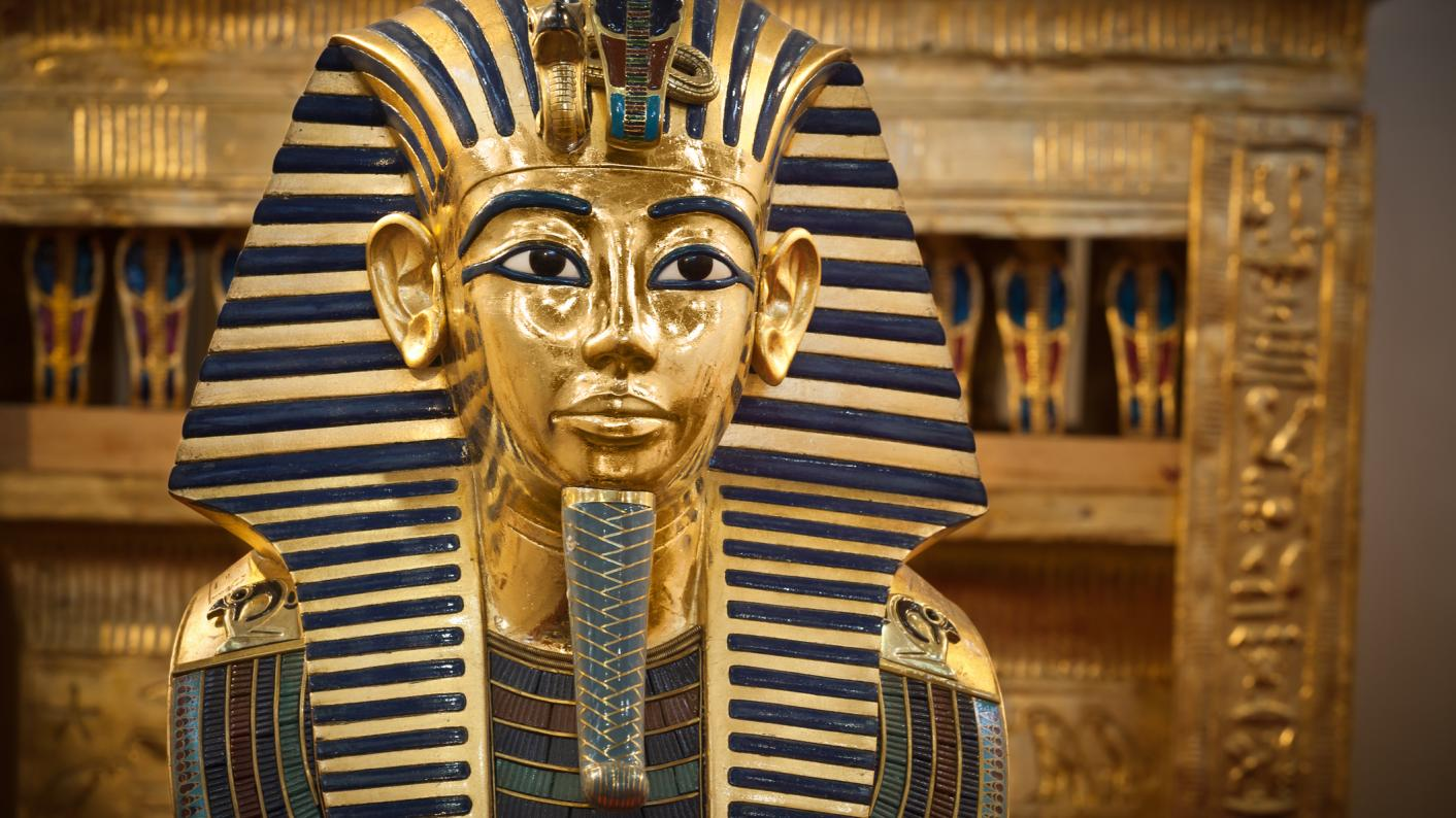 Tutankhamun and Ancient Egypt for primary