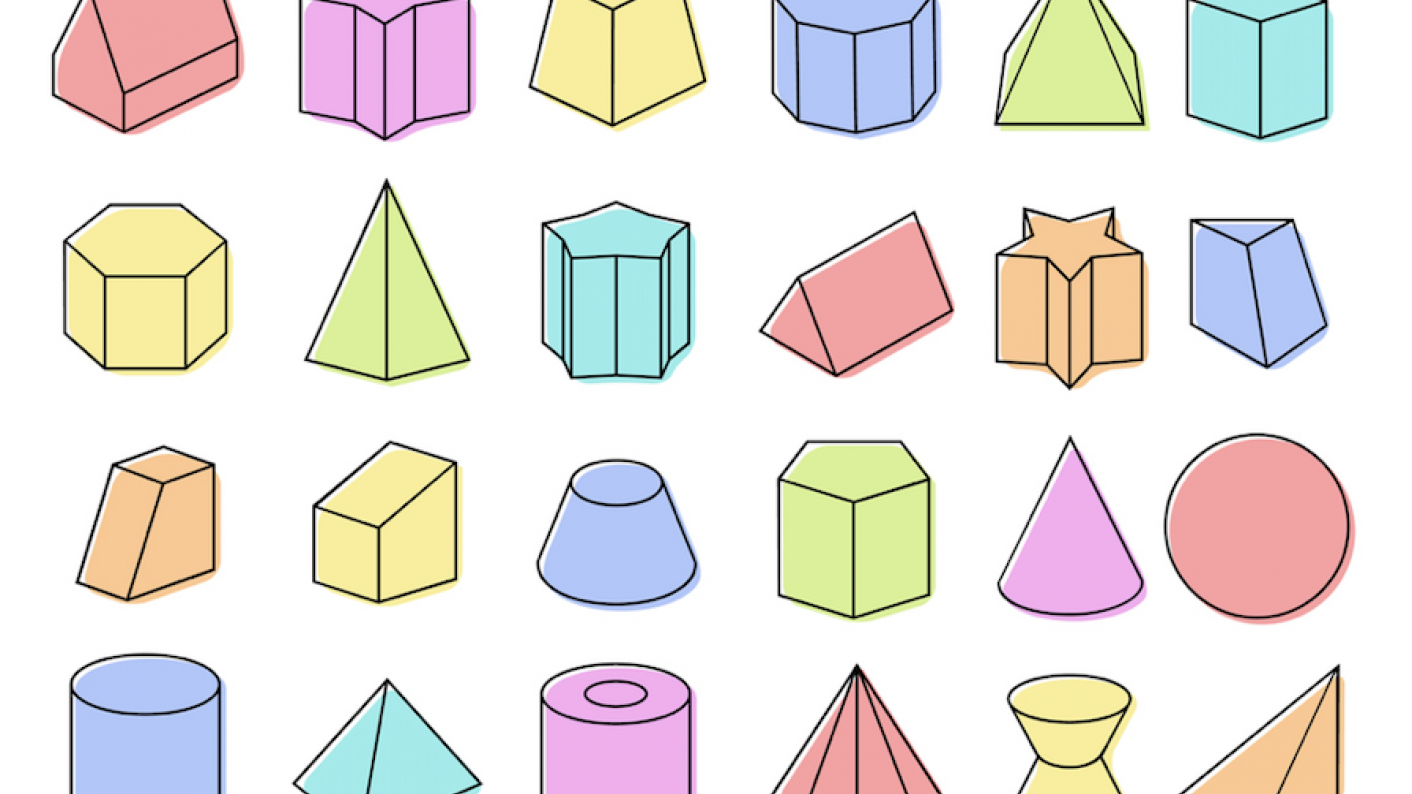 Shapes teaching resources for secondary KS3 and KS4 students