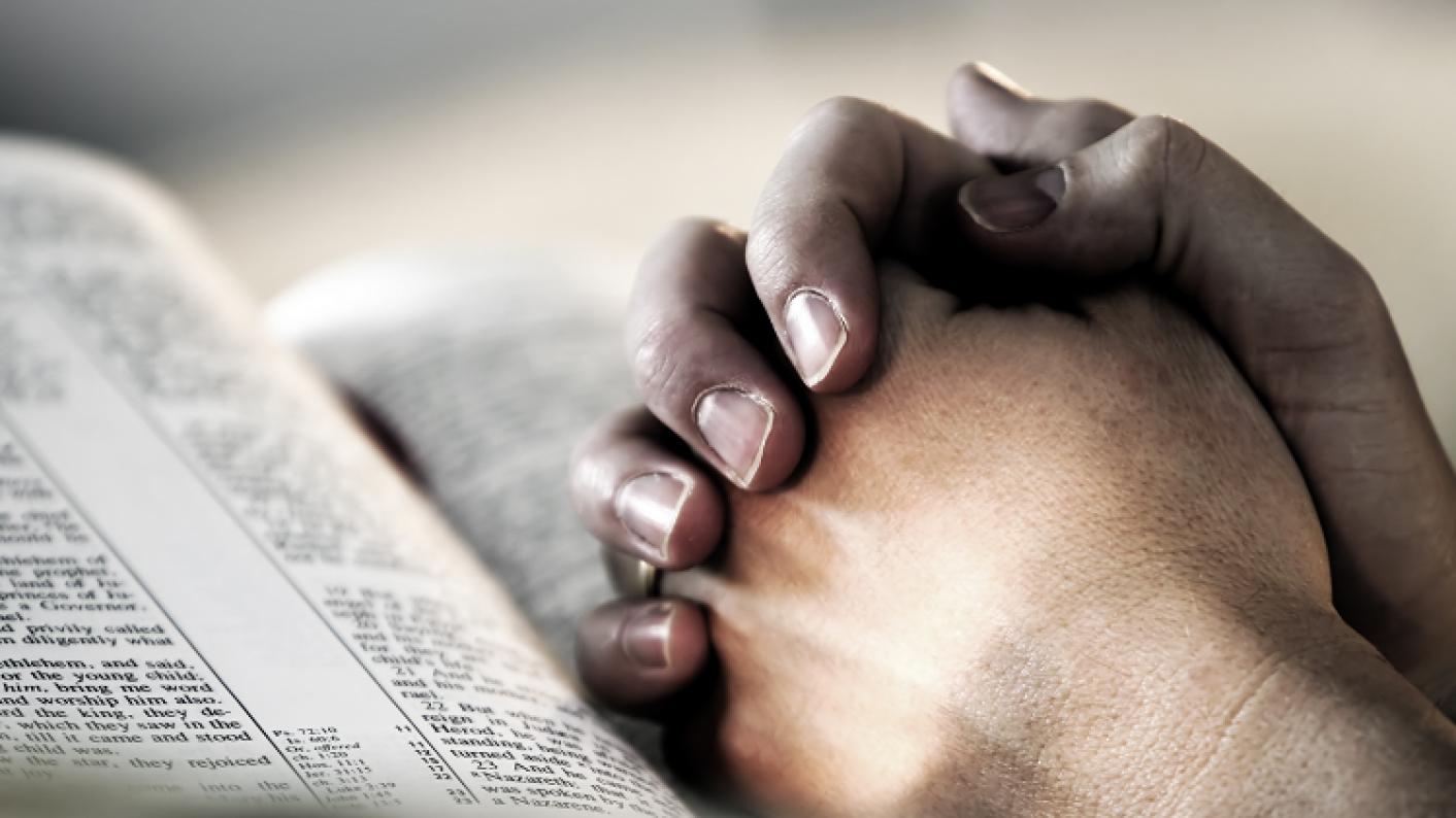 Praying Hands Representing Secondary School RE Assessments For KS3, KS4 & Post-16 Students