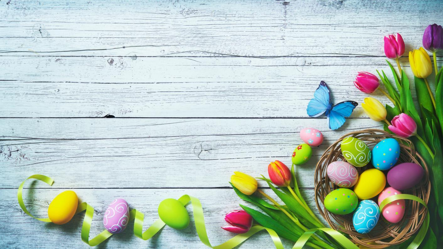 Spring & Easter In EAL