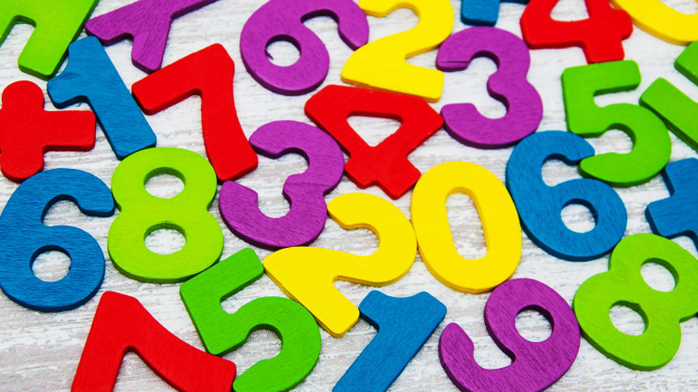 Colourful Numbers Representing Primary Maths Lessons On Factors, Multiples & Primes