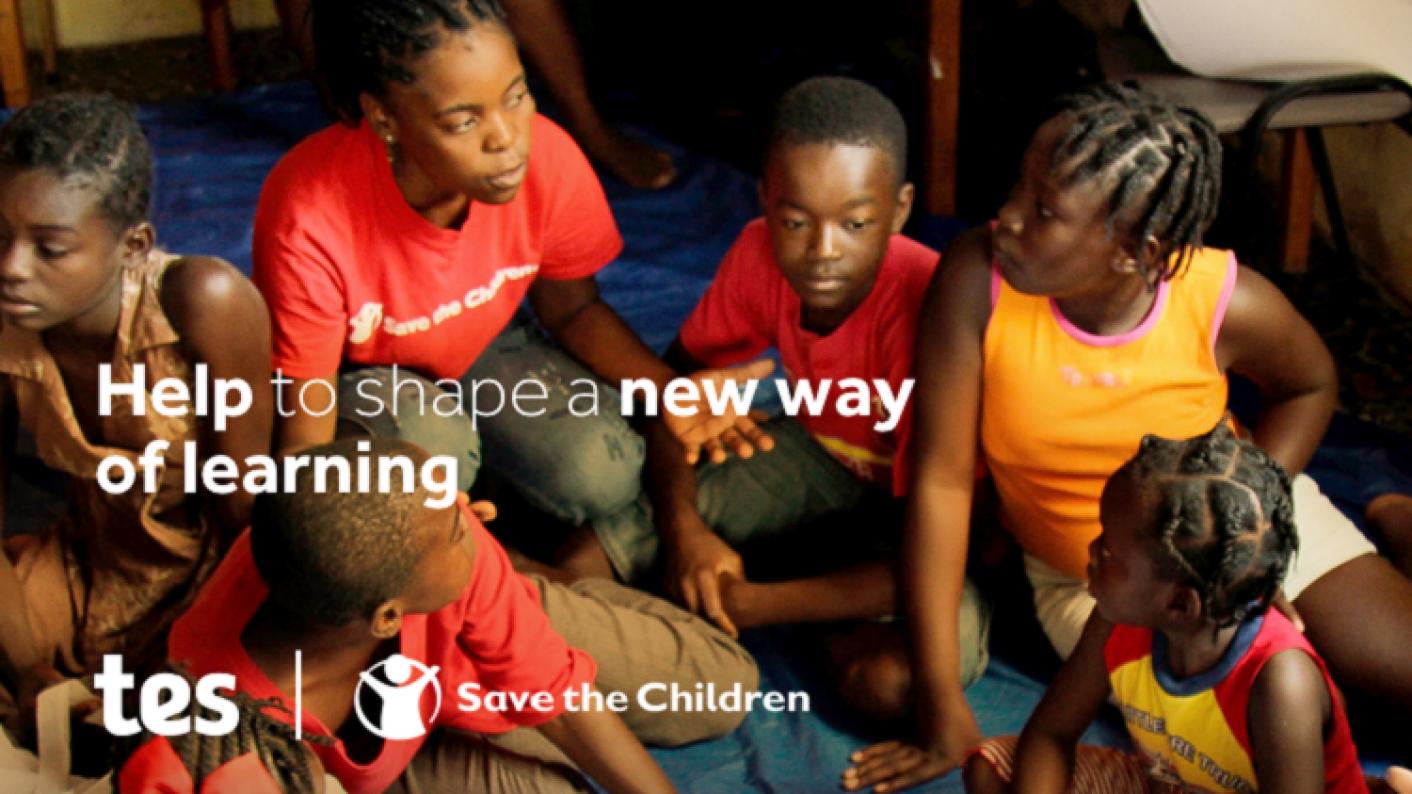 Save The Children & Tes TeachMeet Outcome