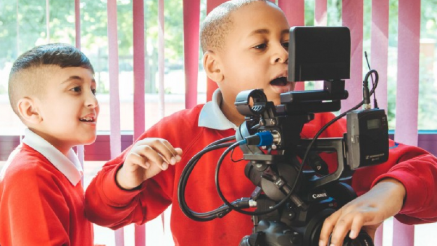 The benefits of teaching movie making and video skills in schools